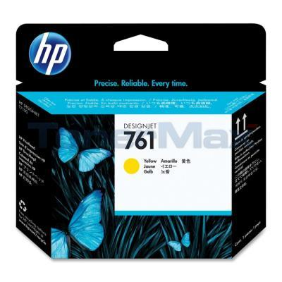 HP NO 761 PRINTHEAD YELLOW